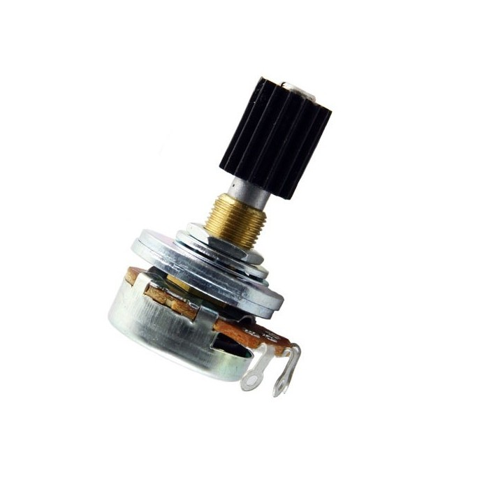 POTENTIOMETER 125K LINEAR FOR VOX DUNLOP CRYBABY WAH - POT 125KL POTENCIOMETRO