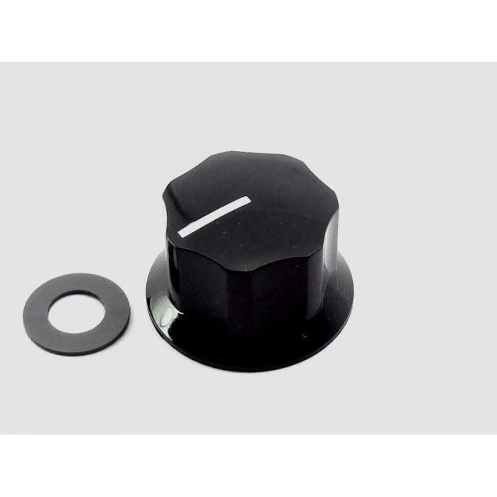 GENUINE DUNLOP MXR REPLACEMENT KNOB ECB130 WITH SKIRT AND SCREW