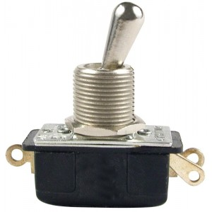 CARLING SPDT TOGGLE SWITCH FOR FENDER AMPLIFIER - 2 POSITION