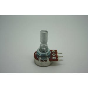 POTENTIOMETER 1M 1MEG A1M 16mm AUDIO ORIGINAL FOR MARSHALL AMPLIFIER PC MOUNT