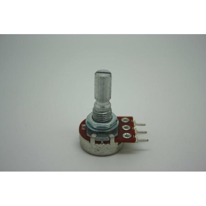 POTENTIOMETER 1M 1MEG A1M 16mm AUDIO ORIGINAL FOR MARSHALL AMPLIFIER PC MOUNT