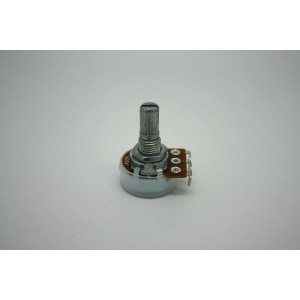 MINI POTENTIOMETER ALPHA A50K 50K 16mm AUDIO LOGARITHMIC POT - POTENCIOMETRO