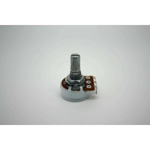 MINI POTENTIOMETER ALPHA A2K 2K 16mm AUDIO LOGARITHMIC POT - POTENCIOMETRO