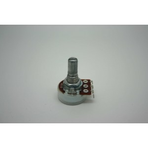 MINI POTENTIOMETER ALPHA B10K 10K 16mm LINEAR POT - POTENCIOMETRO LINEAL