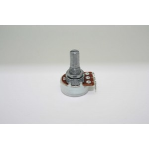 MINI POTENTIOMETER ALPHA B5K 5K 16mm LINEAR POT - POTENCIOMETRO LINEAL