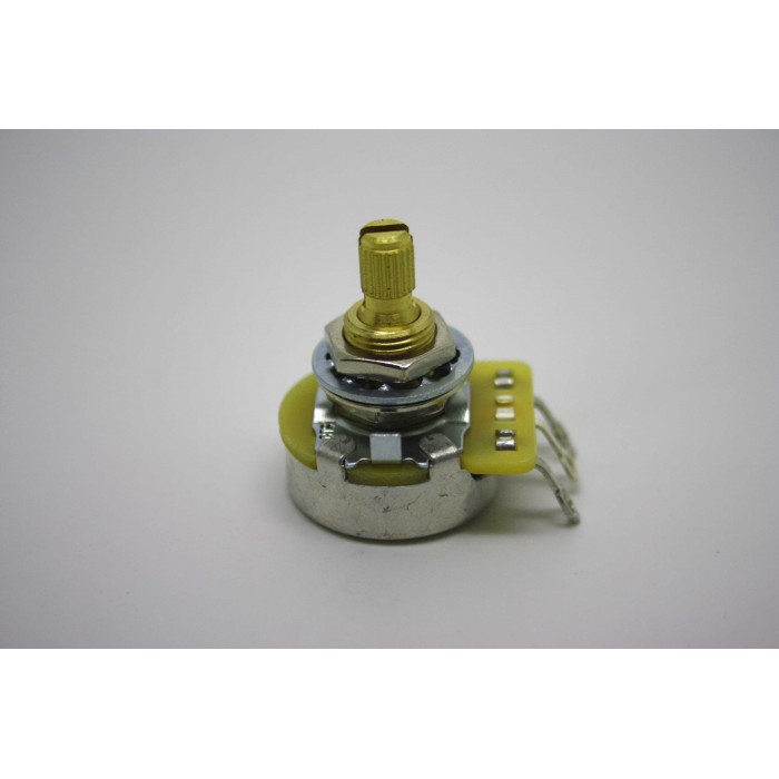 CTS AUDIO 550K POT POTENTIOMETER SPLIT SHAFT 9% TOLERANCE FOR HUMBUCKER