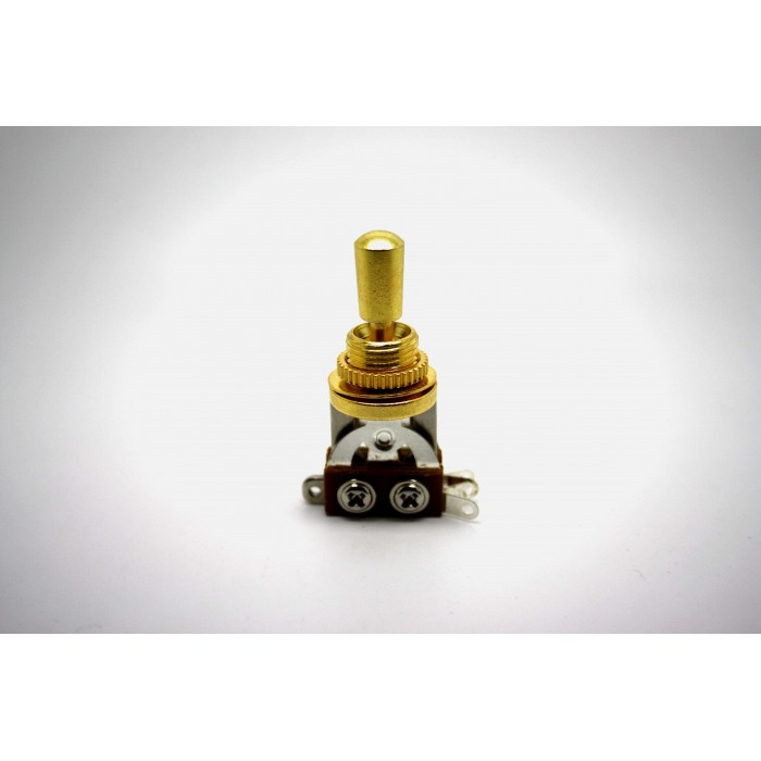 3 WAY GOLD TOGGLE SWITCH GOLD PICKUP SELECTOR FOR GIBSON EPIPHONE SG LES PAUL