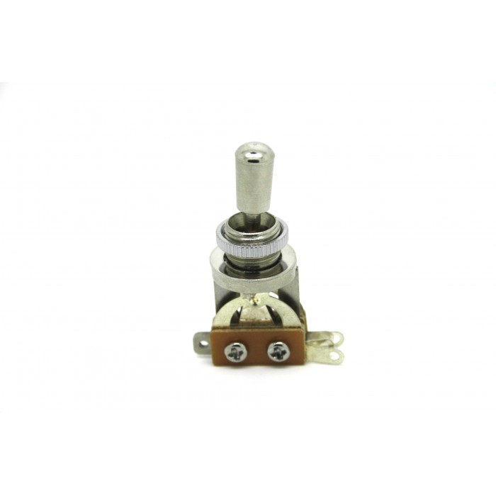 3 WAY GOLD TOGGLE SWITCH CHROME PICKUP SELECTOR FOR GIBSON EPIPHONE SG LES PAUL