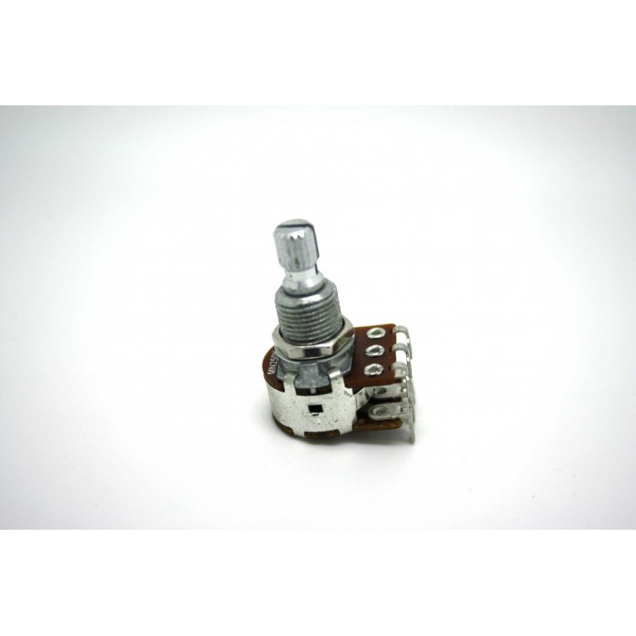 BOURNS 250K DUAL POTENTIOMETER POT BLEND / BALANCE AUDIO OR LINEAR WITH CENTER DETENT