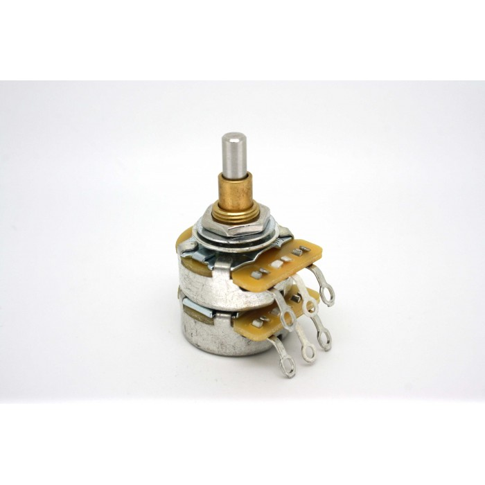 CTS 500K/250K STACKED CONCENTRIC POT POTENTIOMETER FOR FENDER JAZZ BASS 62 TELE