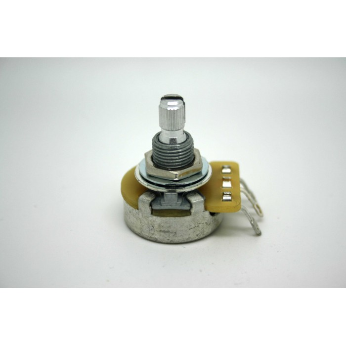 CTS POT POTENTIOMETER SHORT SPLIT SHAFT LINEAR 1MEG 1M 10% TOLERANCE FOR FENDER GIBSON ELECTRIC GUITAR