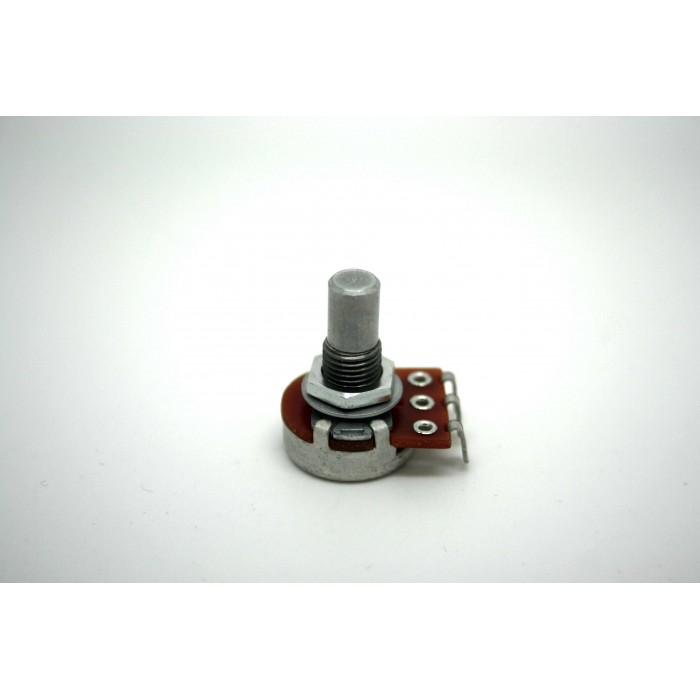 MINI POT POTENTIOMETER SOLID SHAFT 50K B50K LINEAR FOR FENDER JAZZMASTER JAGUAR