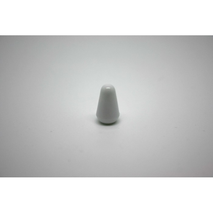 FENDER STRATOCASTER WHITE CAP TIP KNOB TOGGLE SWITCH STYLE