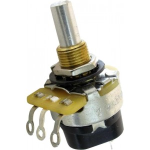 POTENTIOMETER CTS 1M MEG AUDIO PUSH/PULL ON-OFF WITH SOLDER LUG - VOLUME CONTROL