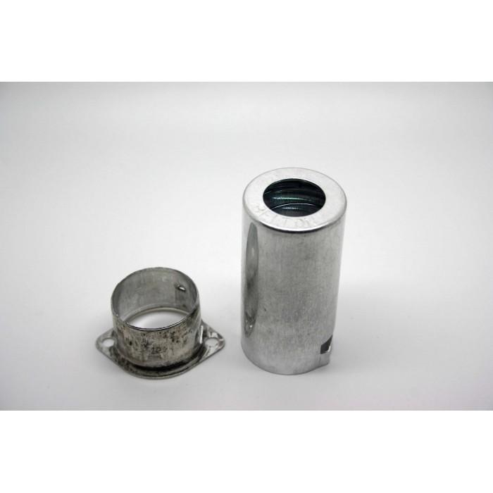 BELTON MICALEX 9 PIN TUBE SHIELD COVER SOCKET 55mm FOR 12AX7 12AU7 12AT7 ECC82 ECC83