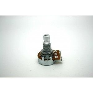 MINI POTENTIOMETER ALPHA C1K 1K 16mm REVERSE ANTI LOGARITHMIC POT POTENCIOMETRO