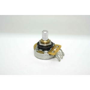 CTS LINEAR 25K POT POTENTIOMETER SOLID SHAFT FOR ACTIVE & PIEZO PICKUPS
