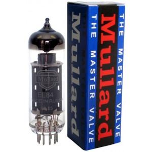 REISSUE MULLARD EL84 -6BQ5 MATCHED PAIR VACUUM TUBE TESTED - APEX MATCHING