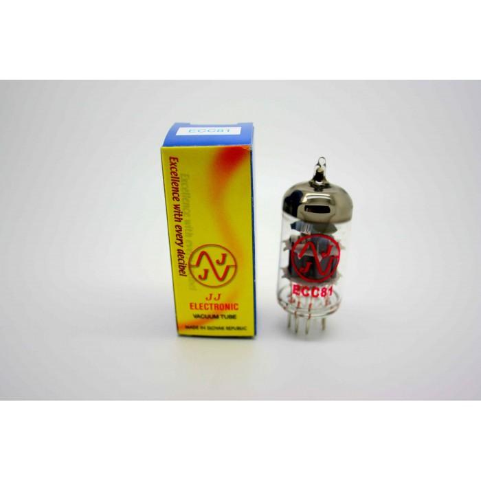 JJ ELECTRONICS 12AT7 - ECC81 REISSUE VACUUM TUBE AMP - VALVULA DE VACIO
