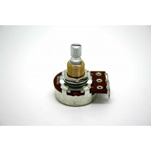 POTENTIOMETER BOURNS 250K A250K AUDIO 24mm KNURLED SHAFT FOR GUITAR OR BASS