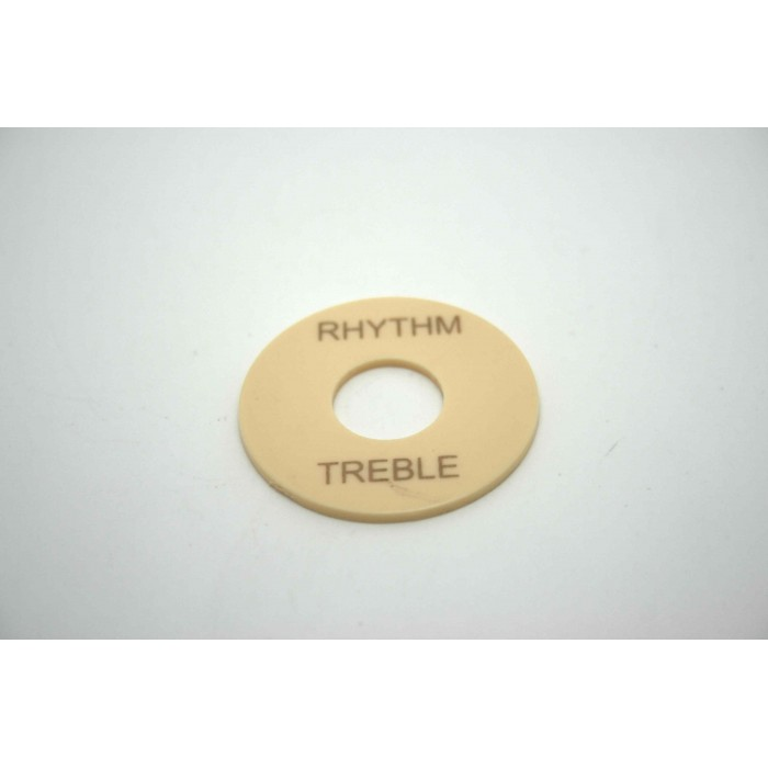 SWITCH WASHER GIBSON PICKUP SELECTOR IVORY CREAM