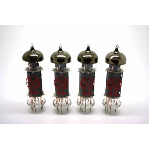 NEW JJ ELECTRONICS EL84 -6BQ5 MATCHED PAIR VACUUM TUBE AMP IDEAL VOX AC30