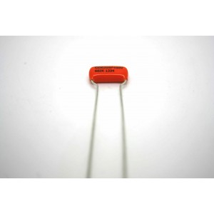 CAPACITOR SPRAGUE ORANGE DROP 0.0068uF 100V .0068uF 225P FOR VARITONE