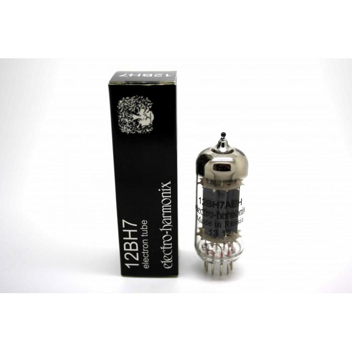 ELECTRO-HARMONIX 12BH7 VACUUM TUBE TESTED!