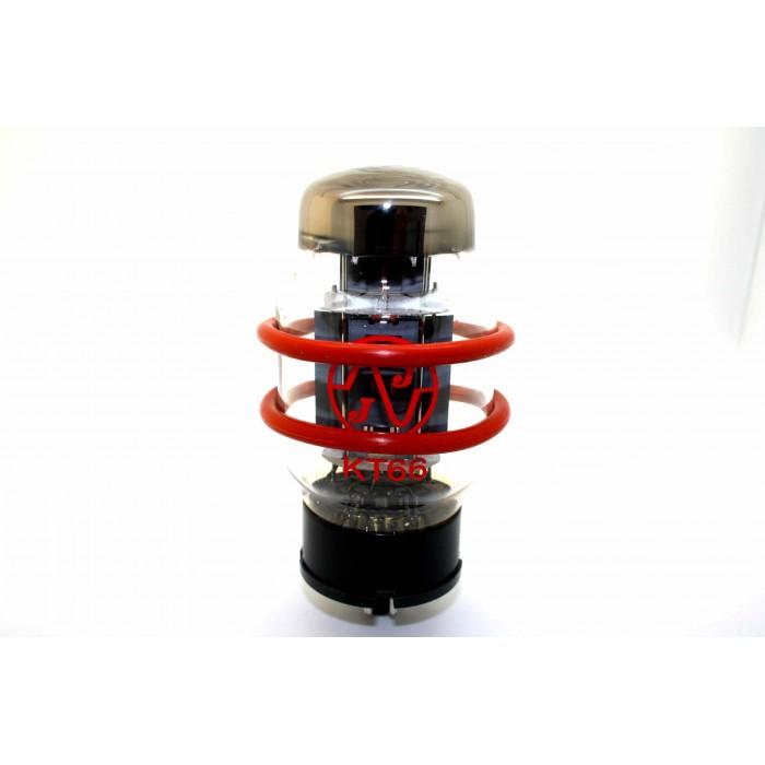 2x VACUUM TUBE DAMPER FOR 6550 KT88 KT66 EL34 EL34B TUBE AMP OLD HAM RADIO