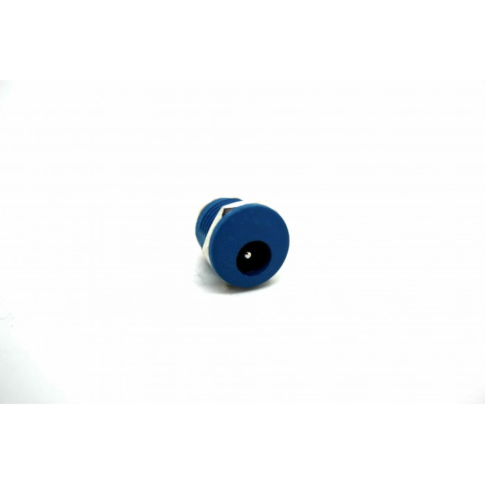 BLUE DC POWER JACK 2.1mm PCB MOUNT JACK FOR LAPTOP JACK ALIMENTACION BOSS MXR