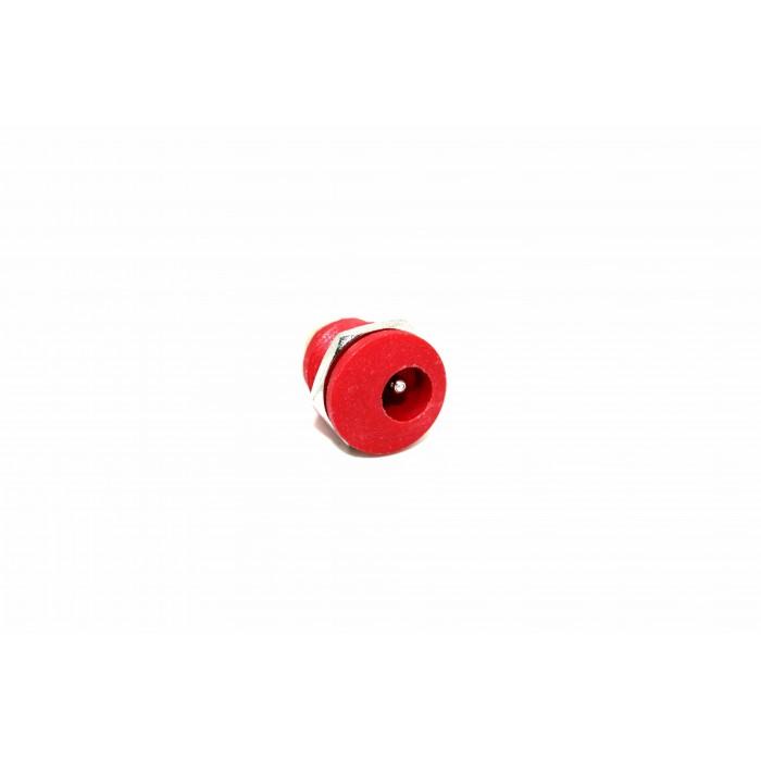 RED DC POWER JACK 2.1mm PCB MOUNT JACK FOR LAPTOP JACK ALIMENTACION BOSS MXR