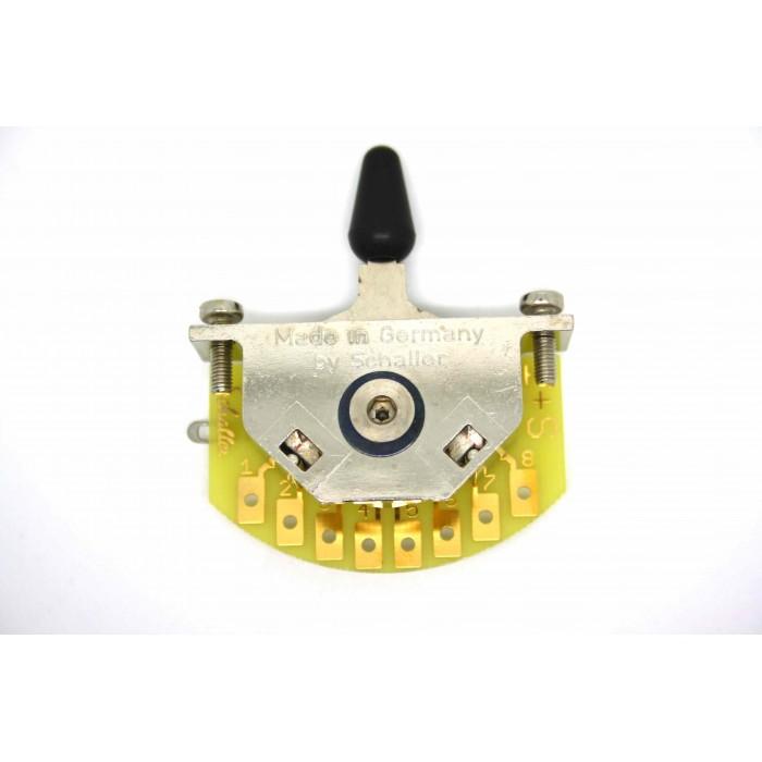 MEGASWITCH SCHALLER MODEL S 5 WAY FOR FENDER STRATOCASTER
