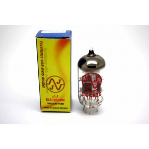 JJ ELECTRONICS 12AX7 ECC83 ECC83 S VACUUM TUBE - TESTED!