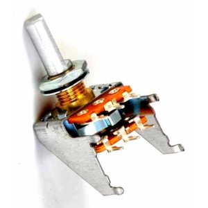 GENUINE SWR OR FENDER POTENTIOMETER DUAL 100K 10C - 0031089000