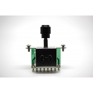 BLACK 3 WAY SWITCH PICKUP SELECTOR FOR FENDER TELECASTER TELE