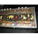 1 METER 20 AWG VINTAGE CLOTH COVERED WIRE 600V 105°C AMPLIFIER TUBE AMP RADIO - CABLE INTERNO PARA AMPLIFICADORES RADIOS