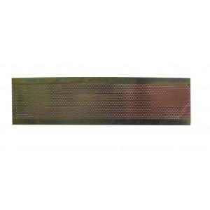 BACK PANEL FOR MARSHALL JCM800 - YELLOW ZINC