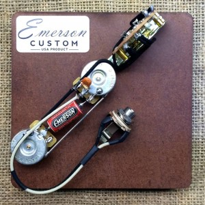 4-WAY TELECASTER PREWIRED KIT
