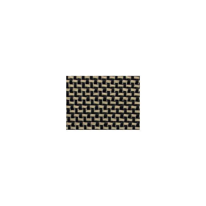 "ORIGINAL MARSHALL BLACK-CREAM (SALT & PEPPER) GRILL CLOTH - 36"" x 32"""
