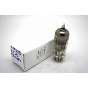 TEONEX 6AL5 CV4025 5726 VACUUM TUBE HICKOK TV-7D/U TEST