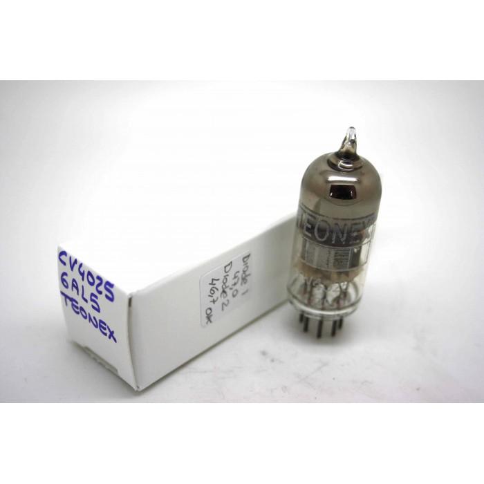 TEONEX 6AL5W CV4007 6097 M8212 5726 VACUUM TUBE HICKOK TV-7D/U TEST