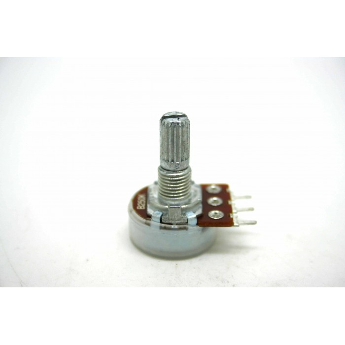 MINI POTENTIOMETER ALPHA B250K 250K 16mm LINEAR PC MOUNT