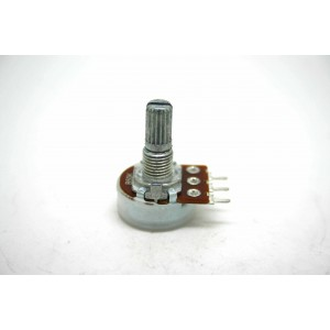 MINI POTENTIOMETER ALPHA B50K 50K 16mm LINEAR PC MOUNT