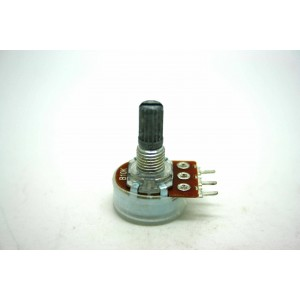 MINI POTENTIOMETER ALPHA B10K 10K 16mm LINEAR PC MOUNT