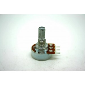MINI POTENTIOMETER ALPHA B1M 1M 16mm LINEAR PC MOUNT