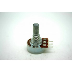 MINI POTENTIOMETER ALPHA B500Ω 500 OHM 16mm LINEAR PC MOUNT