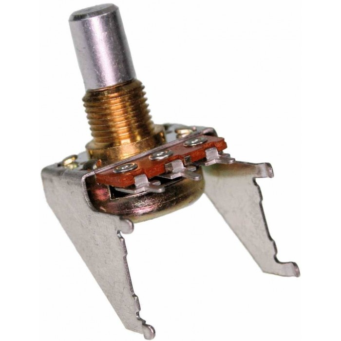 GENUINE POTENTIOMETER 100K 30A AUDIO VOLUME POT FOR FENDER HOT ROD DeVILLE III