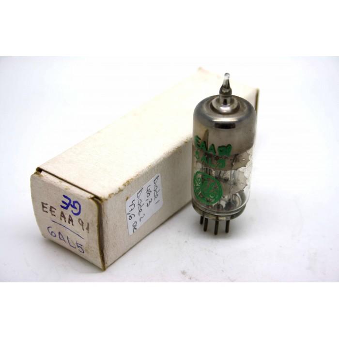 GENERAL ELECTRIC EAA91 6AL5 CV283 VACUUM TUBE HICKOK TV-7D/U TEST