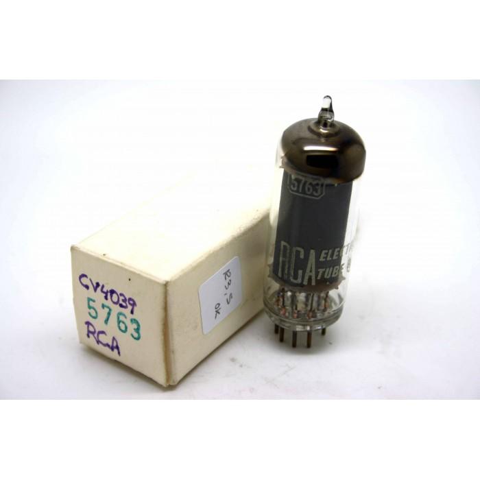 RCA 5763 CV4039 VACUUM TUBE HICKOK TV-7D/U TEST