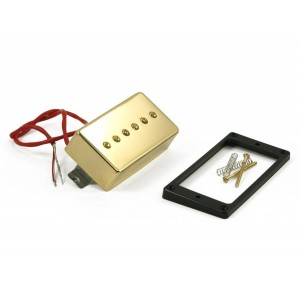 KENT ARMSTRONG RAG TOP - P90 (HUMBUCKER RETROFIT) VINTAGE - GOLD RW-RP